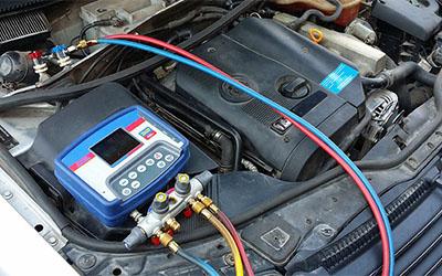 диагностика и ремонт заправка автокондиционеров
