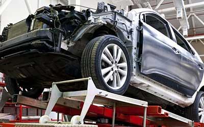 кузовной ремонт и покраска автомобиля в Волгограде