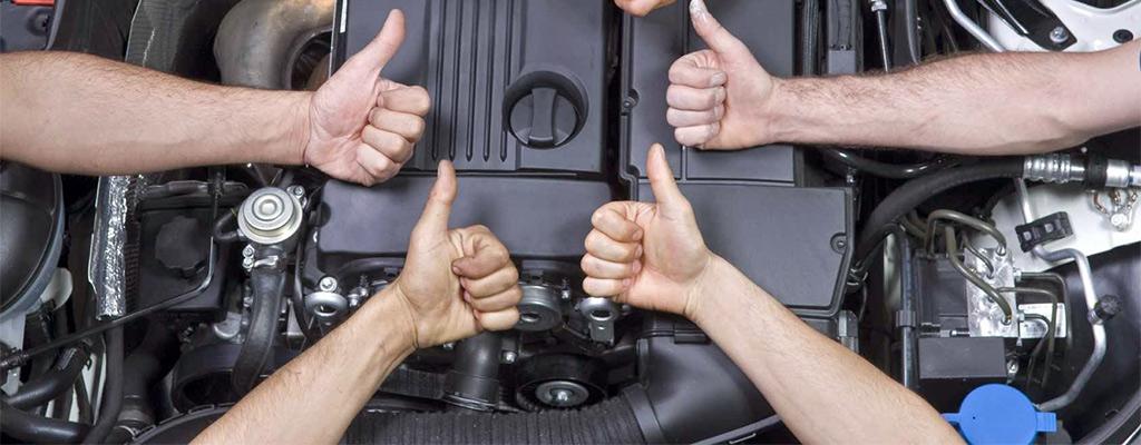 Техническое обслуживание гарантийных автомобилей с сохранением гарантии