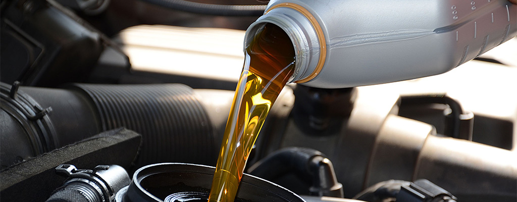 заменить масло авто