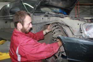 Диагностика и ремонт подвески Волгоград