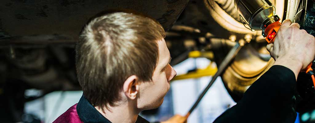 Диагностика и ремонт подвески автомобиля в Волгограде